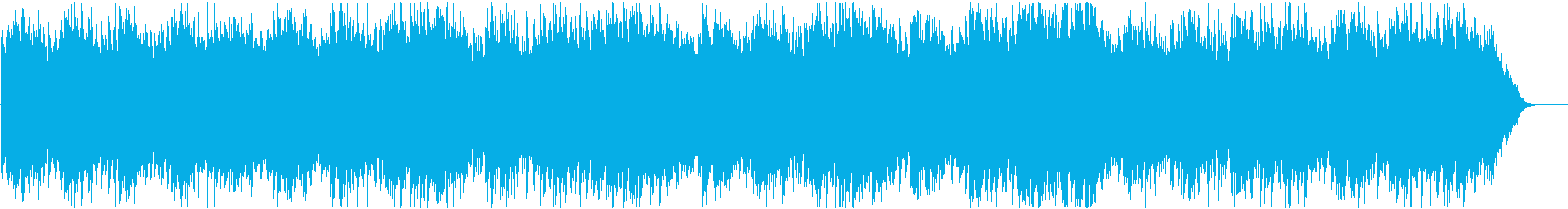For natural images! Ambient BGM's reproduced waveform
