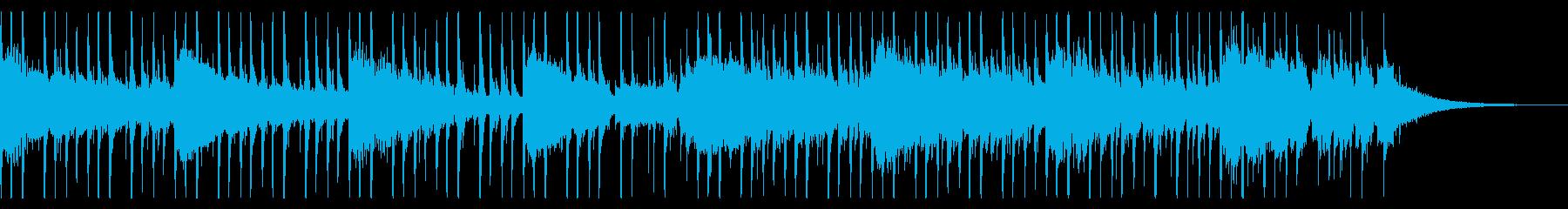 就職面接(40秒)の再生済みの波形