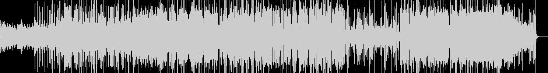 変拍子・ポリリズムを使ったエレクトロの未再生の波形