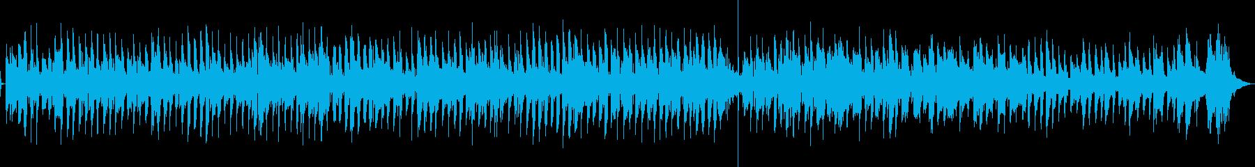 ディキシーランド ラグタイム 代替...の再生済みの波形