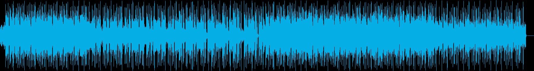 シティーポップ/おしゃれ/かわいい/OPの再生済みの波形