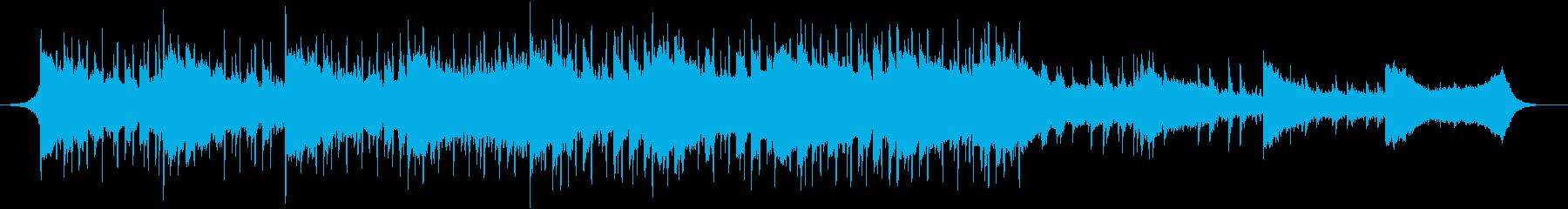 代替案 ポップ コーポレート 広い...の再生済みの波形