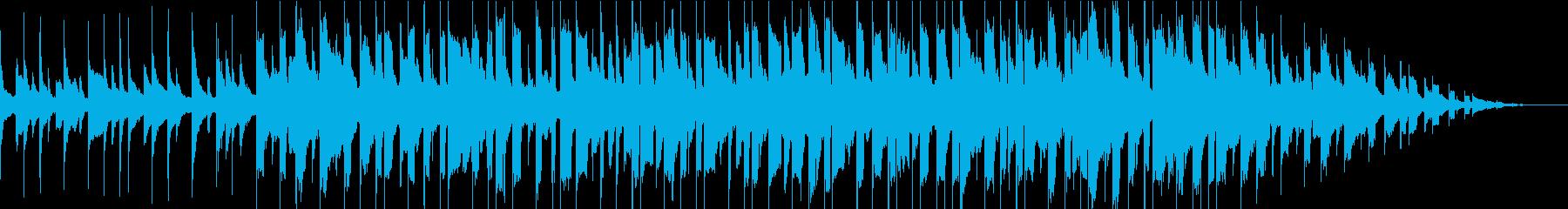 企業VPや映像にわくわく・ハッピーBGMの再生済みの波形