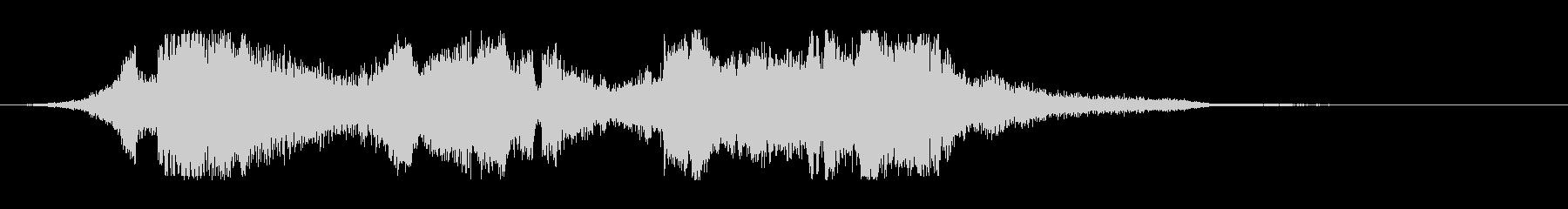 SC。レーシング;ターン(7車)で...の未再生の波形