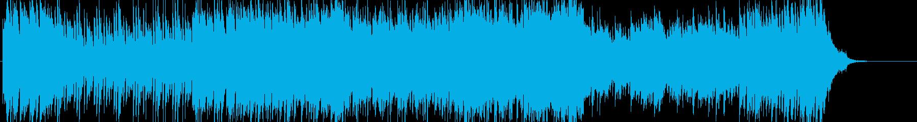 Overture-戦闘に勝利・PV/OPの再生済みの波形