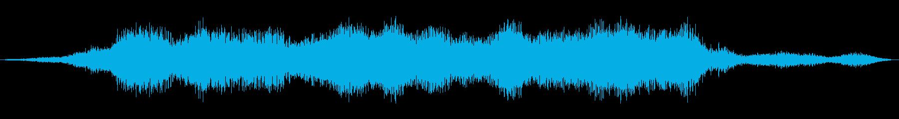 大臣フーシュ2の再生済みの波形