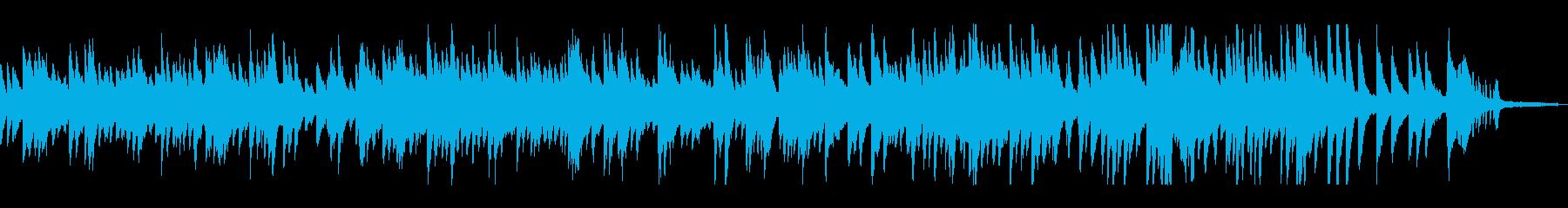 「煙が目にしみる」ラウンジピアノソロの再生済みの波形