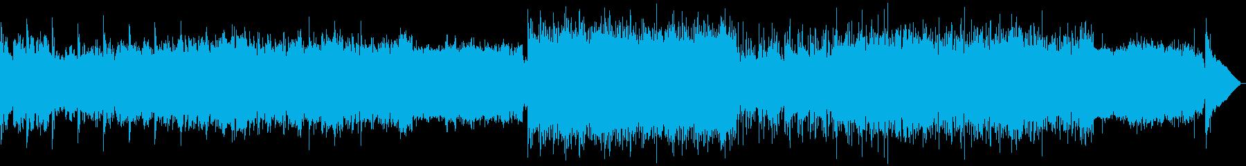 ニューエイジ研究所きらめく催眠隆起。の再生済みの波形