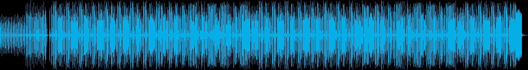 平凡・普通・ほのぼの・日常の再生済みの波形