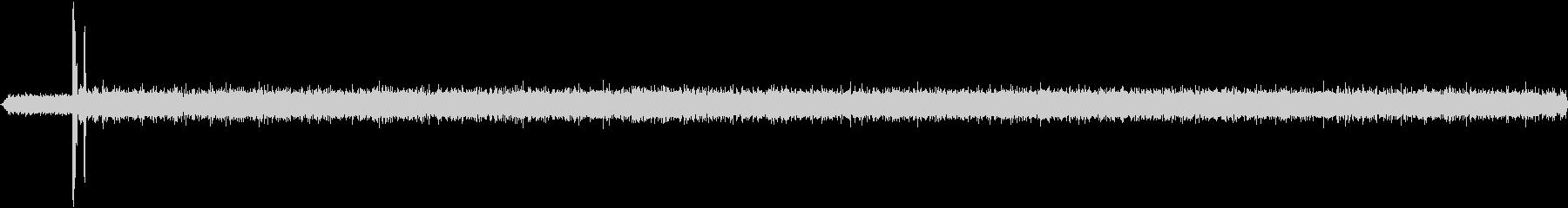 小型ブローチ:プロパンガスヒス、イ...の未再生の波形