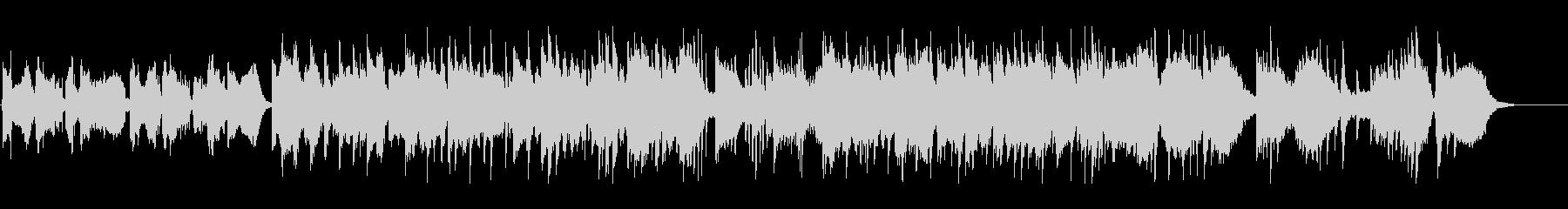 尺八による抒情的な日本音楽 Mix-Aの未再生の波形