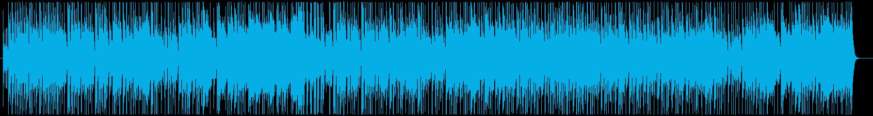 どこまでもほがらかに!明るく軽快なBGMの再生済みの波形