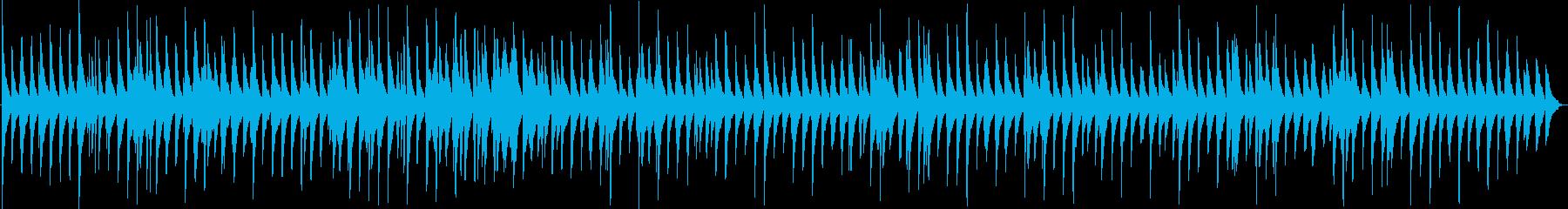 淡い・癒し 切ない静かな幻想的ピアノソロの再生済みの波形