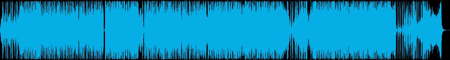 コマーシャル用の音楽。バラード。の再生済みの波形