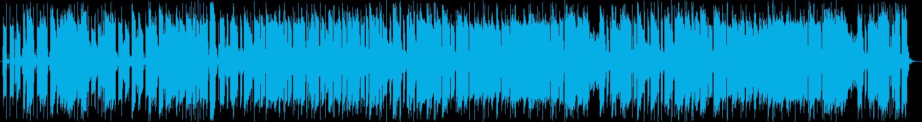 タンゴの再生済みの波形