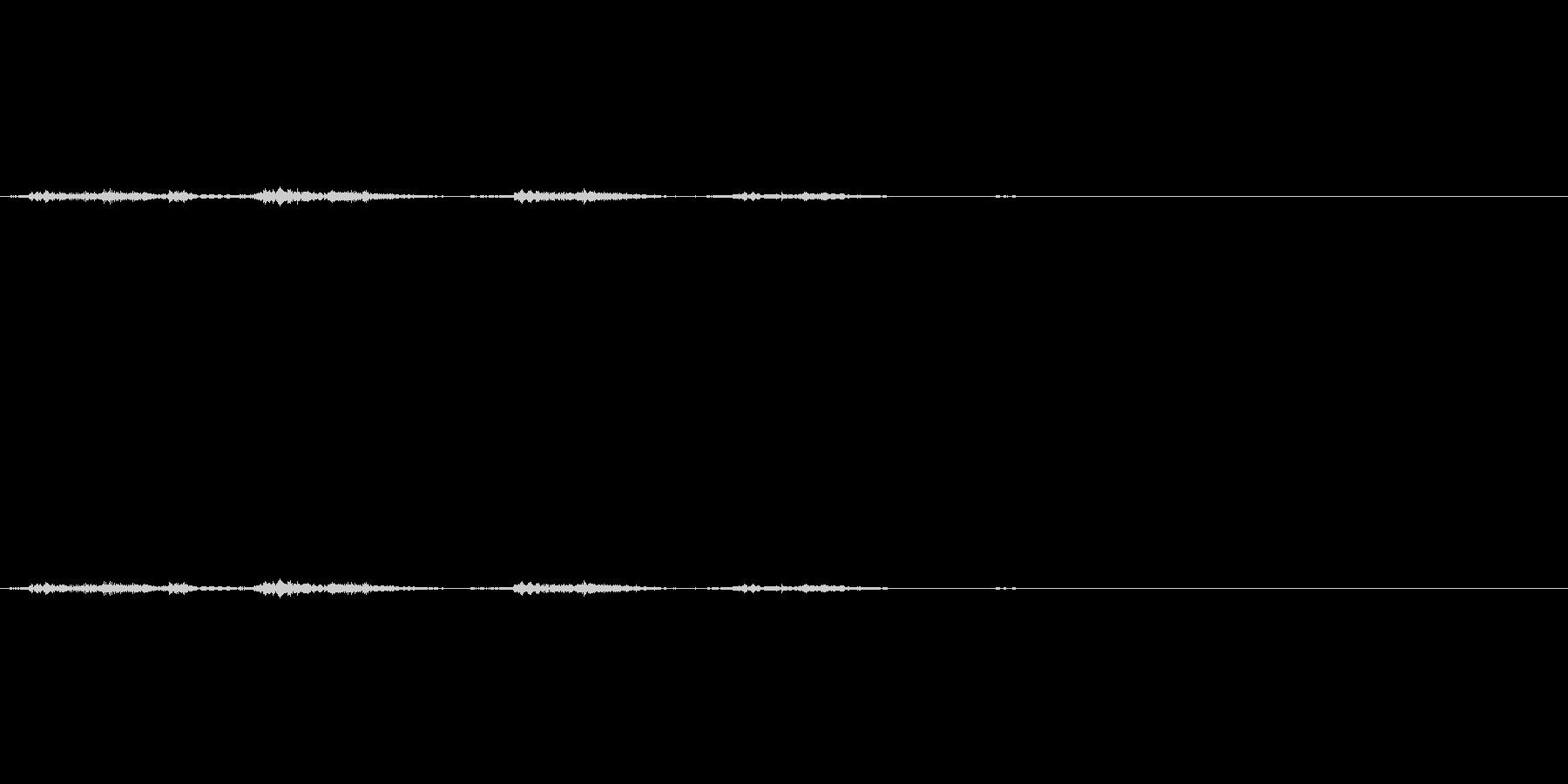 チェックボックスオフ(消しゴム)_02の未再生の波形