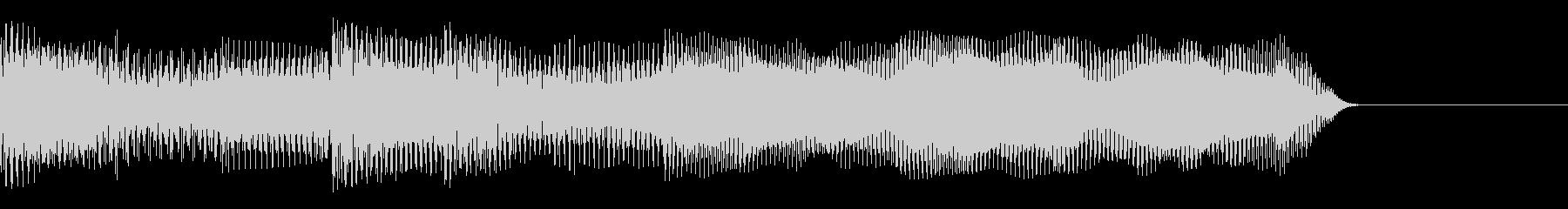 テッテレ(入手・レベルアップ) 8bitの未再生の波形