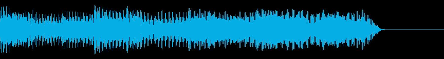 テッテレ(入手・レベルアップ) 8bitの再生済みの波形