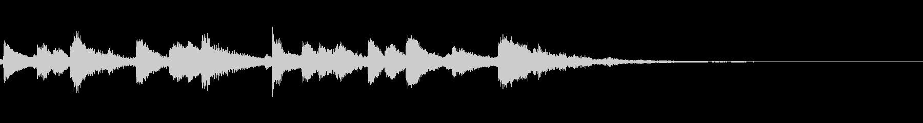 KANTアイキャッチ琴2006041の未再生の波形