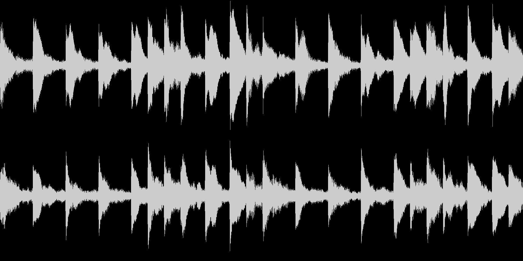 EDM クールなシンセループ 音楽制作用の未再生の波形