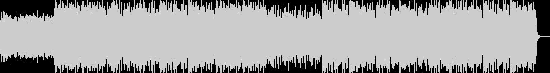 Irish Bagpipeの未再生の波形