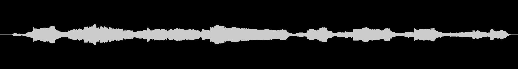素材 オカリナランダムネスショート04の未再生の波形