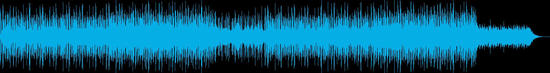 ニュース映像ナレーションバック向け-06の再生済みの波形
