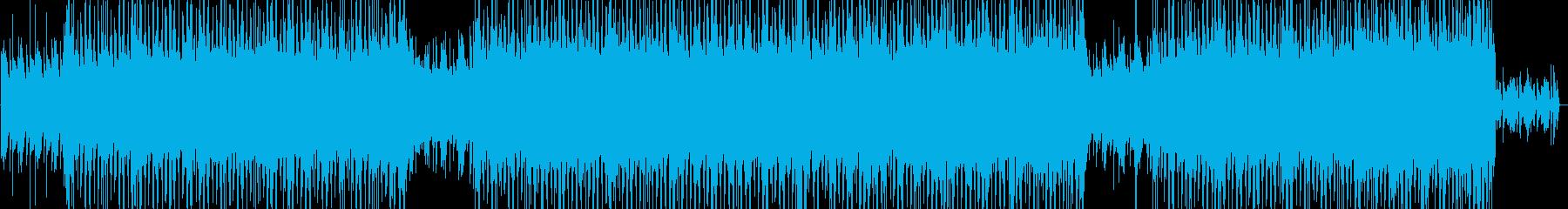 サード、スムースジャズ。リニア、ト...の再生済みの波形