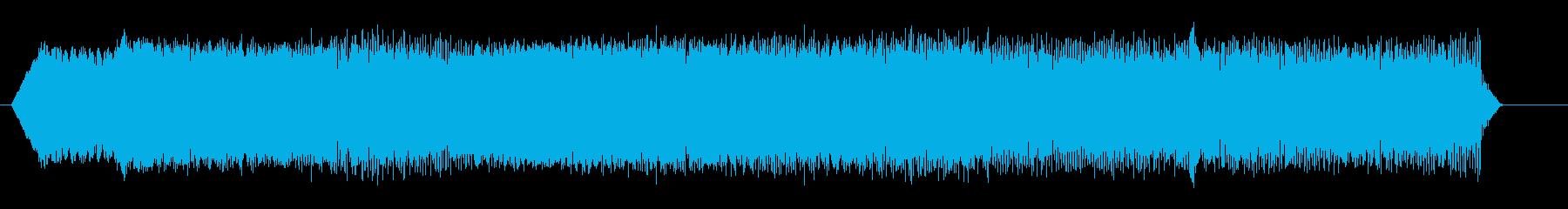 オフショアパワーボート;内部アイド...の再生済みの波形