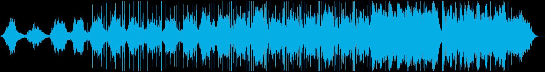 モダン 実験的 ほのぼの 幸せ ゆ...の再生済みの波形