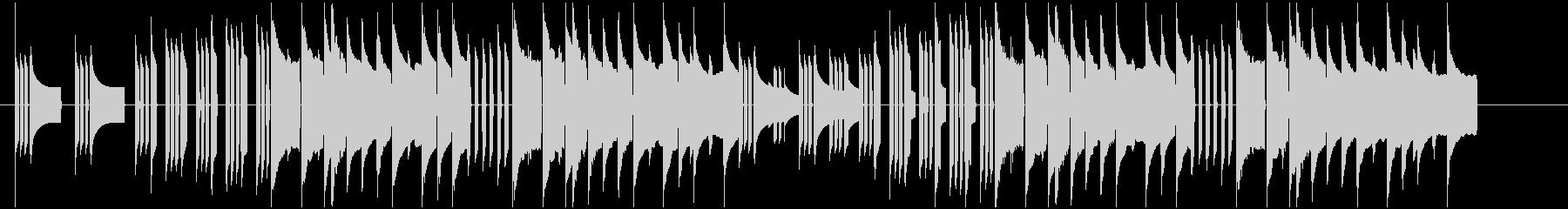 メンデルスゾーン「結婚行進曲」ファミコンの未再生の波形