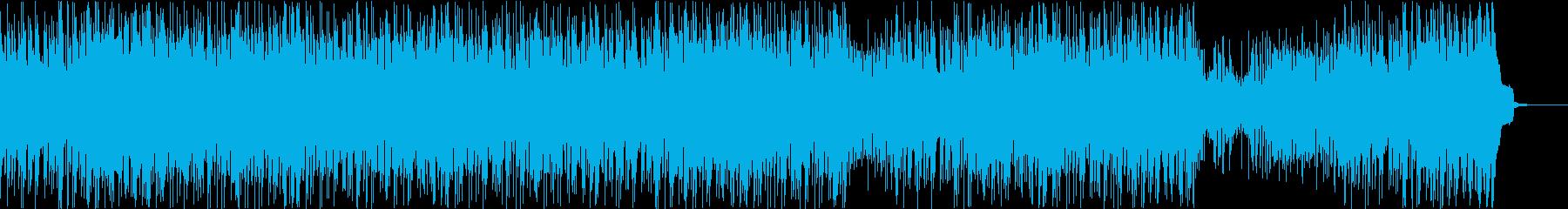 心躍るヒップホップトラップスタイル...の再生済みの波形