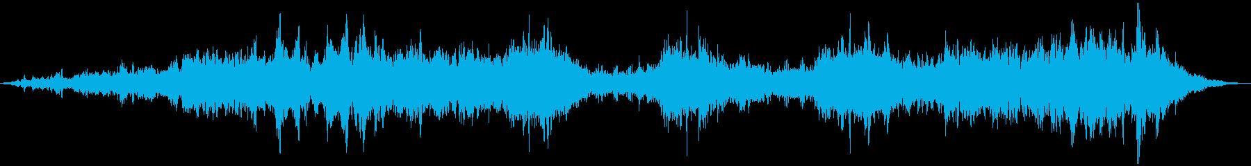 PADS 悲しいクジラ01の再生済みの波形