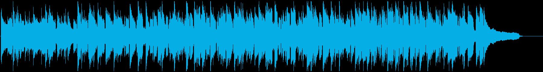 リコーダー&ピアノ、田舎、ノスタルジックの再生済みの波形
