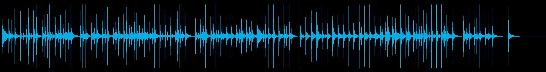 三味線224廓丹前2和風エロ湯女サウナ賑の再生済みの波形