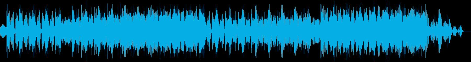 メロディックなオーケストラのヒップ...の再生済みの波形