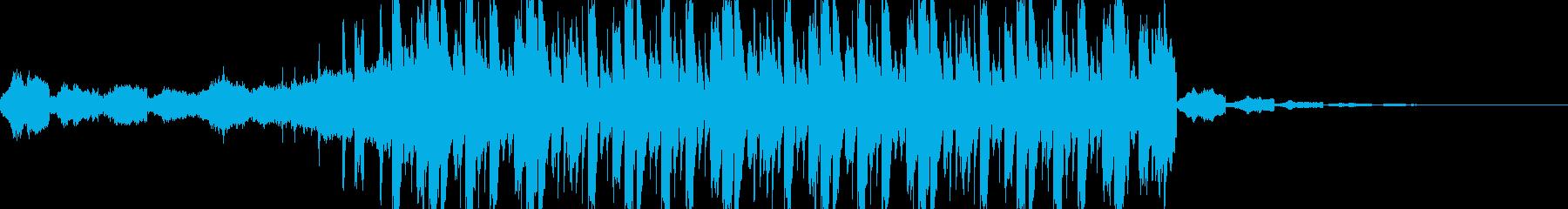 ダブステップ 未来 ベース ポジテ...の再生済みの波形