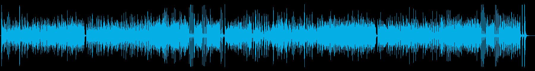 ベートーベンのピアノソナタをピアノソロでの再生済みの波形