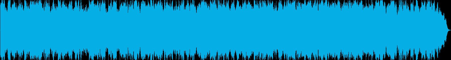 バロック調のオーボエのための曲ですの再生済みの波形