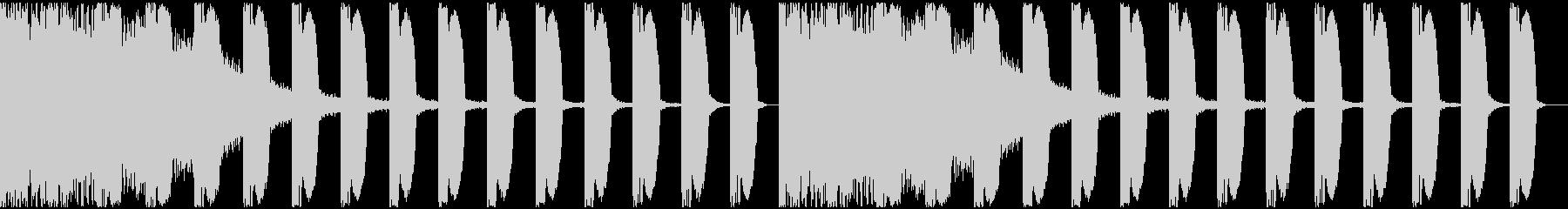 【EDM】ロング9、ジングル1の未再生の波形