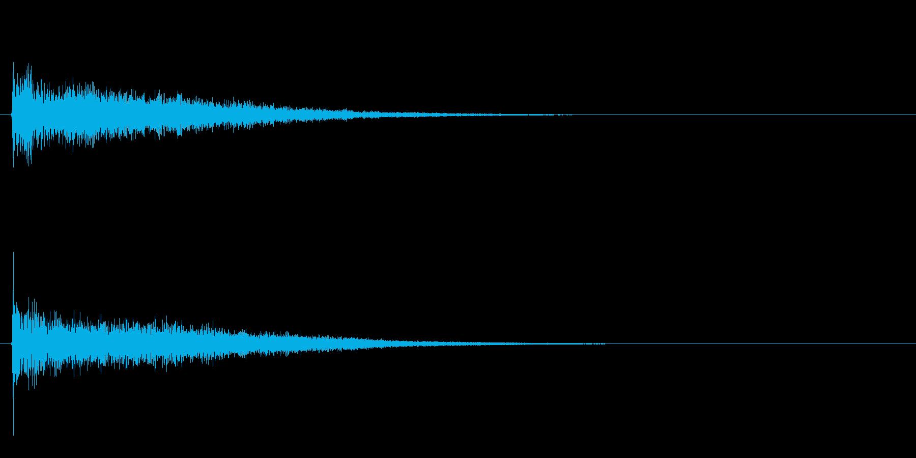 Dark_Attack-03の再生済みの波形