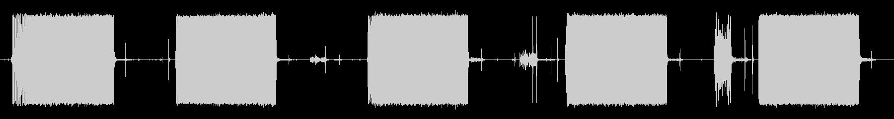 自動マネーカウンター、5バージョン...の未再生の波形