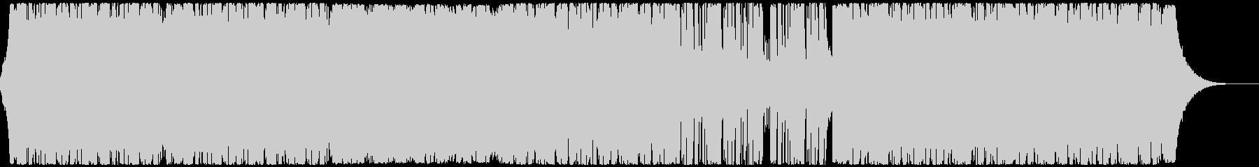 清々しくて軽快なアーバンEDMサウンドの未再生の波形
