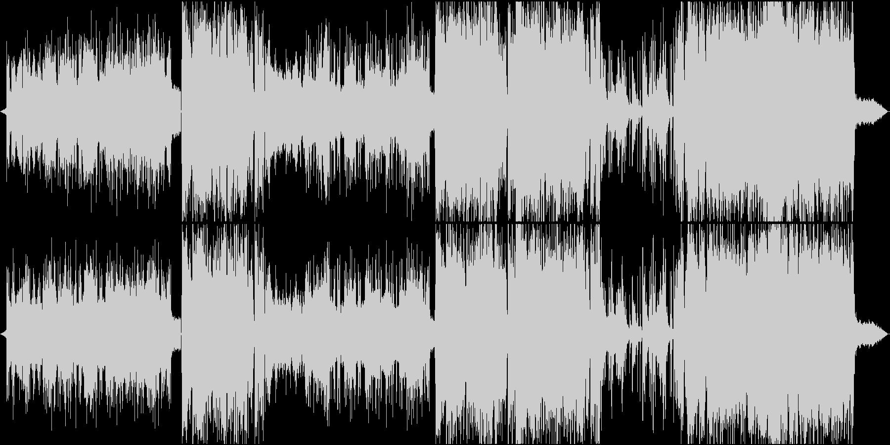 【生演奏】切ない雰囲気と海っぽい弦楽器曲の未再生の波形