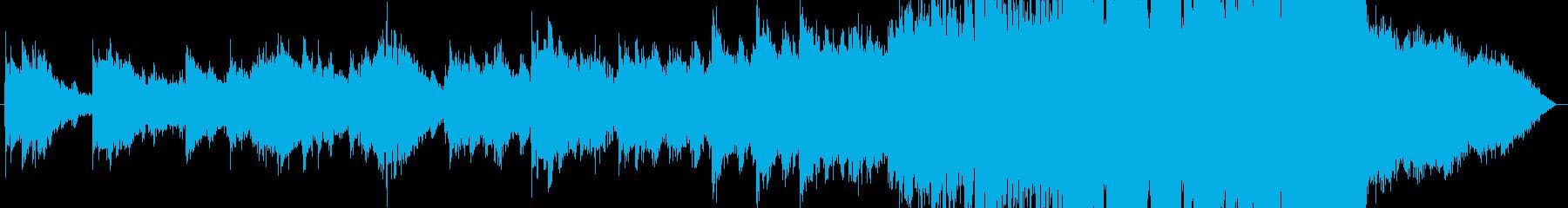 モダン 交響曲 室内楽 実験的 感...の再生済みの波形