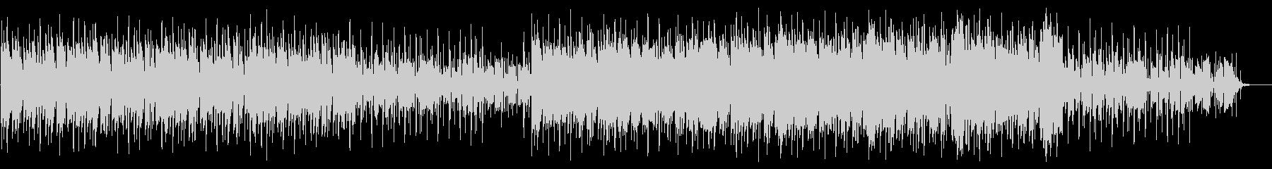 グリッチ、シーケンス_ノイズ減の未再生の波形