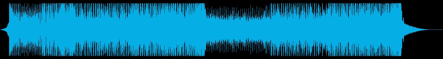 パリピ専用!パーティーアゲアゲなEDM。の再生済みの波形