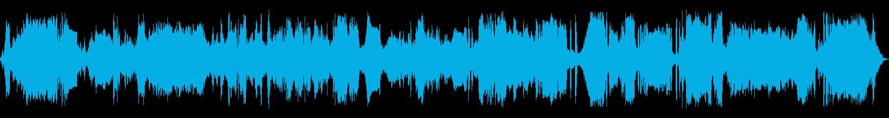 モトクロストラックバックグラウンド...の再生済みの波形