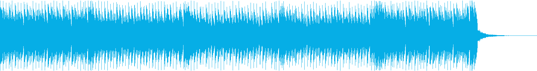 かわいい/キラキラ/元気/ガーリー/OPの再生済みの波形