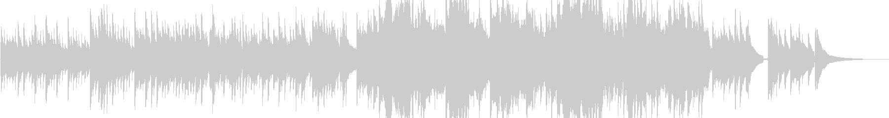 企業VP13 16bit44kHzVerの未再生の波形